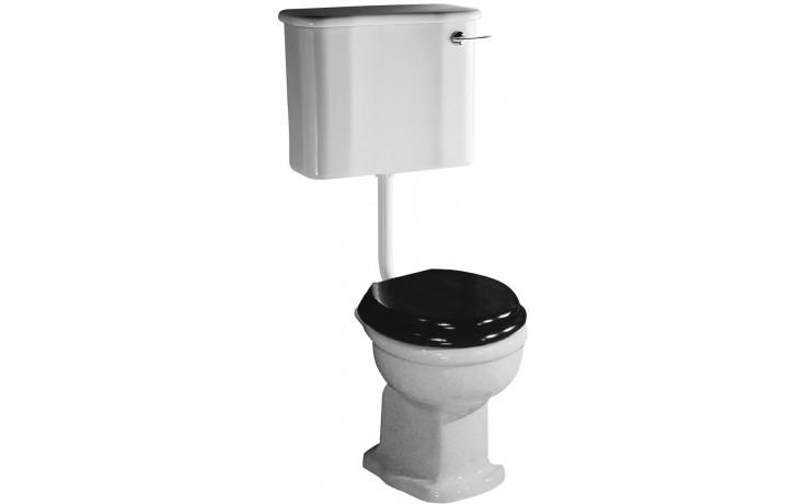 WC mísa Vitra odpad svislý Aria  bílá