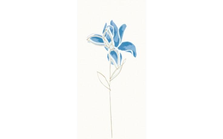 Dekor Rako Tulip 20x40 cm bílá