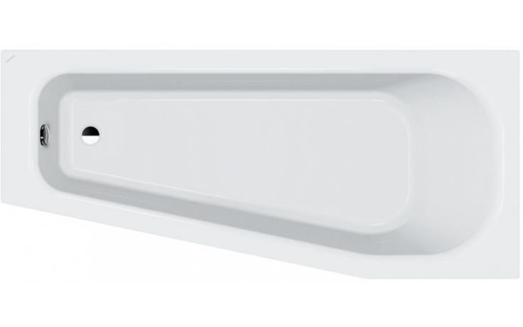 LAUFEN SOLUTIONS vana vestavná pravá 1700x750mm akrylátová, bílá 2.2351.0.000.000.1