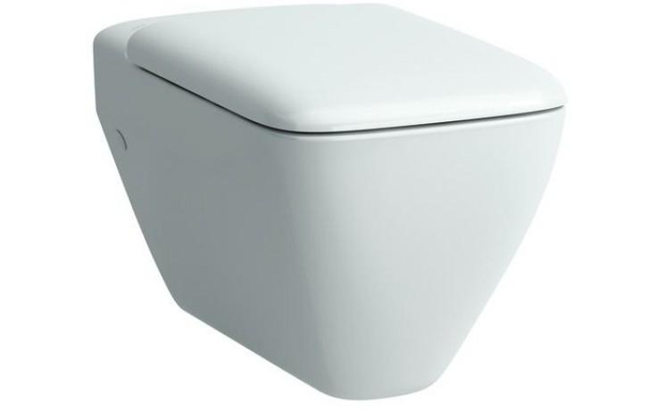 LAUFEN PALACE závěsné WC 560x360mm s plochým splachováním, bílá 8.2070.2.000.000.1