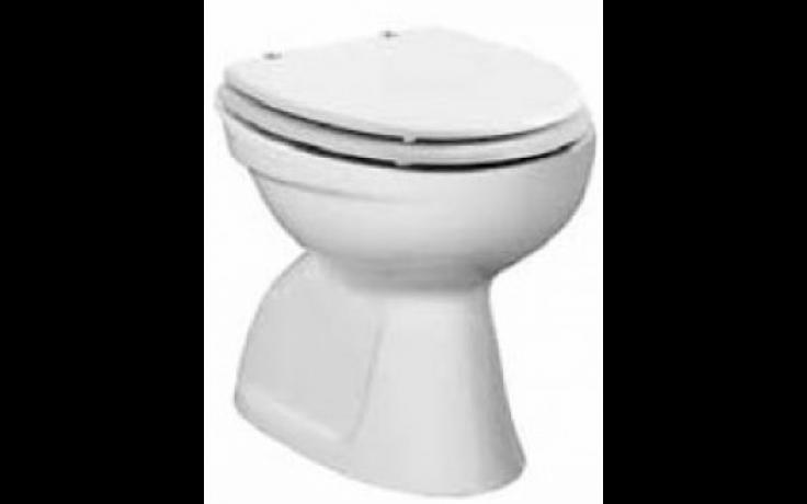 JIKA ZETA PLUS WC 360x505mm, samostatně stojící, bílá