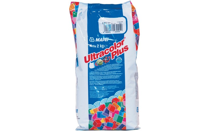 MAPEI ULTRACOLOR PLUS spárovací tmel 2kg, 110 manhattan 2000