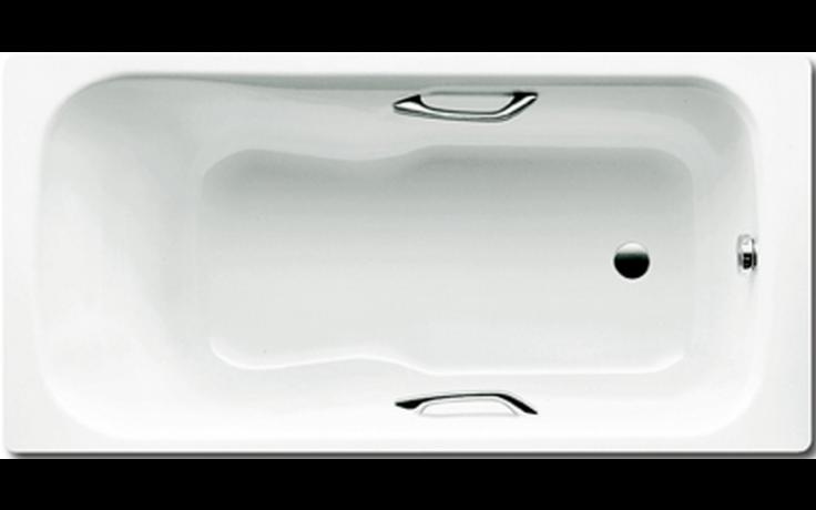 KALDEWEI DYNA SET STAR 627 vana 1600x700x430mm, ocelová, obdélníková, bílá