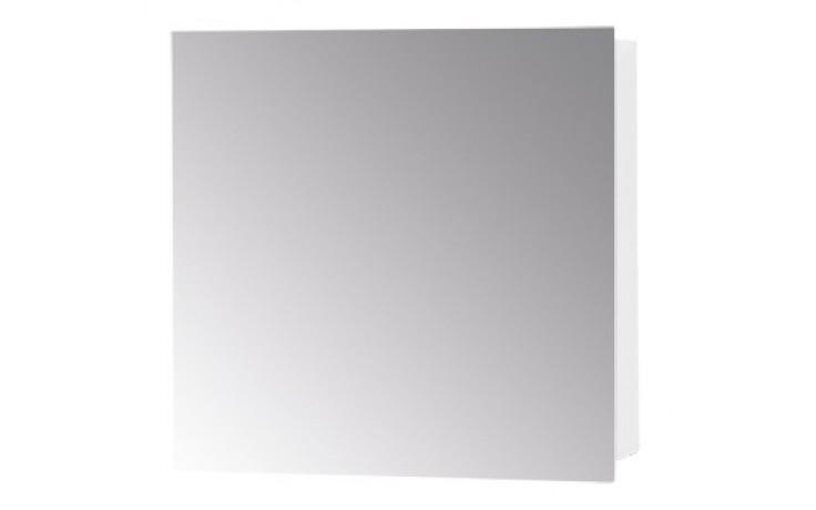 Nábytek zrcadlová skříňka Dřevojas Q GA 50 bez osvětlení  bílá