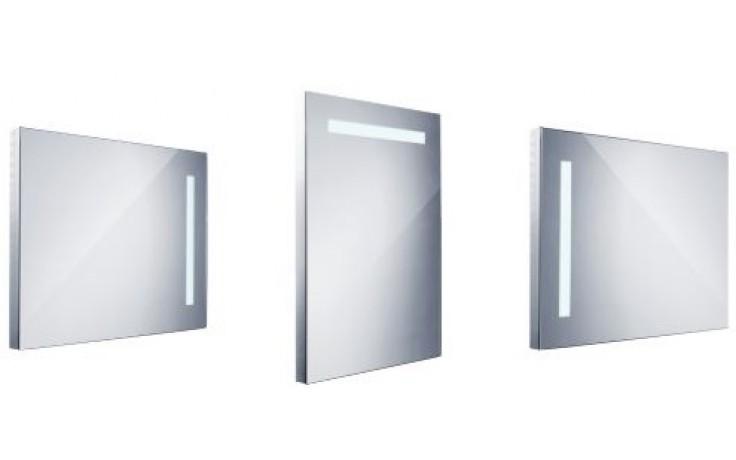 NIMCO 1002 zrcadlo s LED osvětlením 600x800mm chrom ZP 1002