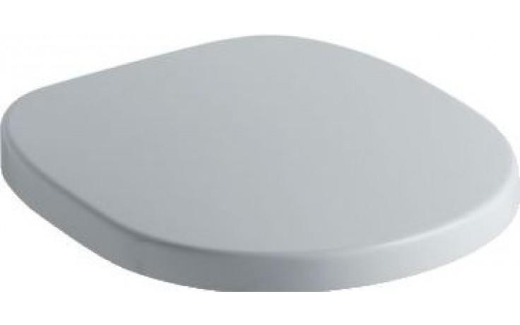 Sedátko WC Ideal Standard duraplastové Connect s automatickým sklápěním  bílá