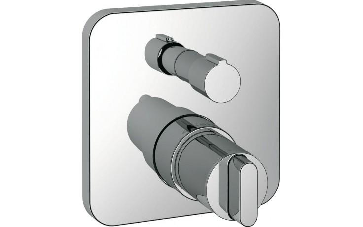 Baterie vanová Ideal Standard podomítková termostatická Moments vrchní díl  chrom