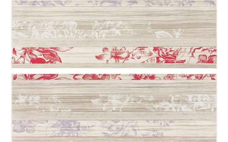 RAKO CHARME dekor 20x60cm šedá WITVE036