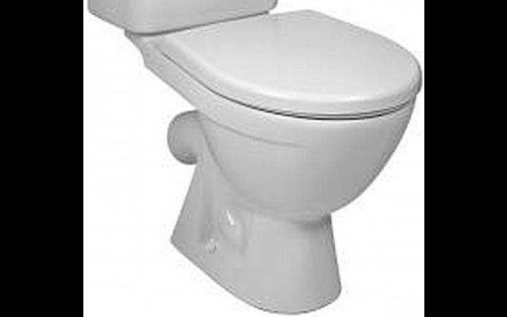 JIKA LYRA PLUS WC mísa 360x630x400mm, bílá 8.2438.4.000.000.1