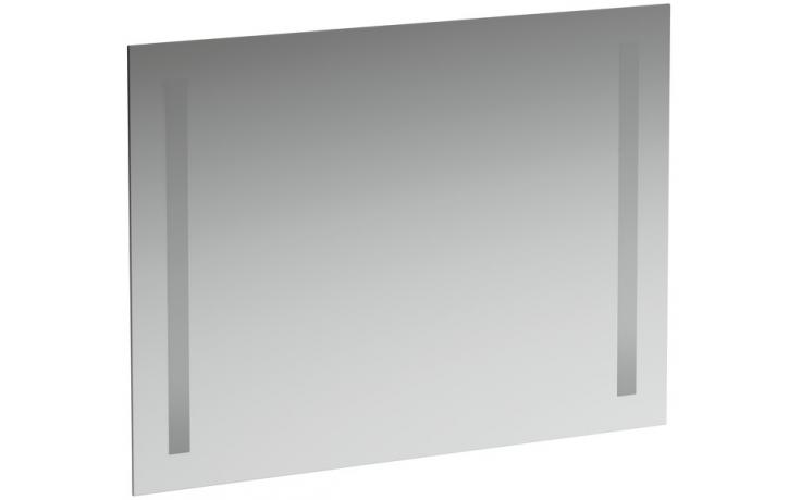LAUFEN CASE zrcadlo 800x48mm 2 zabudované osvětlení