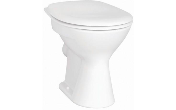WC mísa - odpad vodorovný Concept 100 mělké splachování  bílá alpin