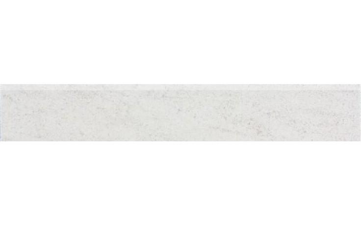 RAKO PIETRA sokl 60x9,5cm světle šedá DSAS4630