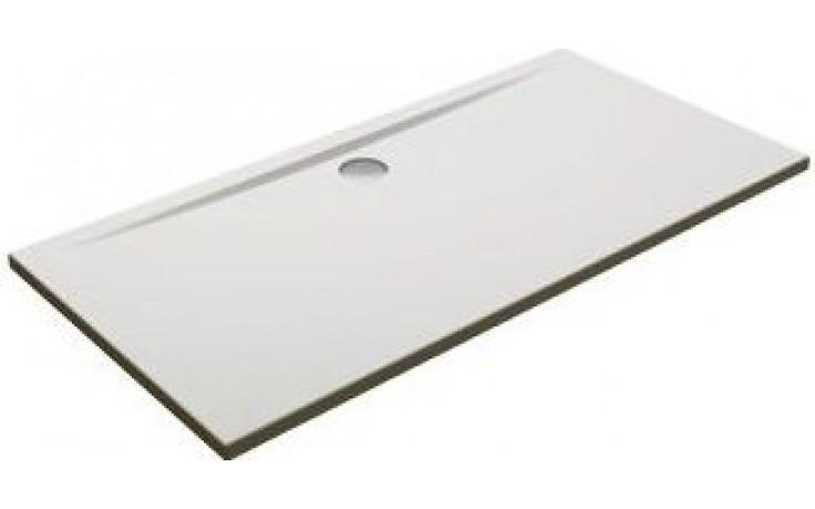Vanička plastová Ideal Standard obdélník Ultra Flat 140x80x4 cm bílá