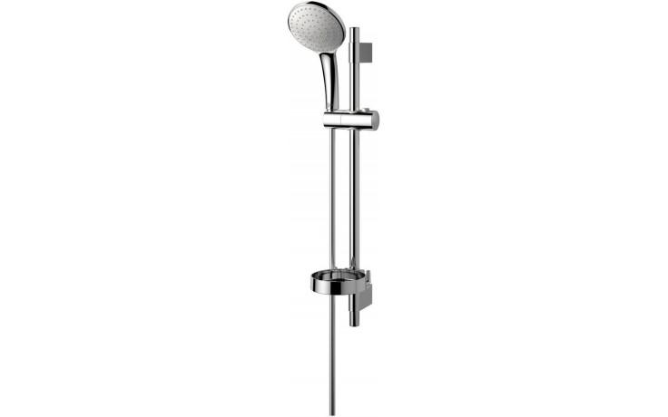 IDEAL STANDARD IDEALRAIN set L1 1-funkční ruční sprcha 120mm/sprchová tyč 600mm chrom B9423AA