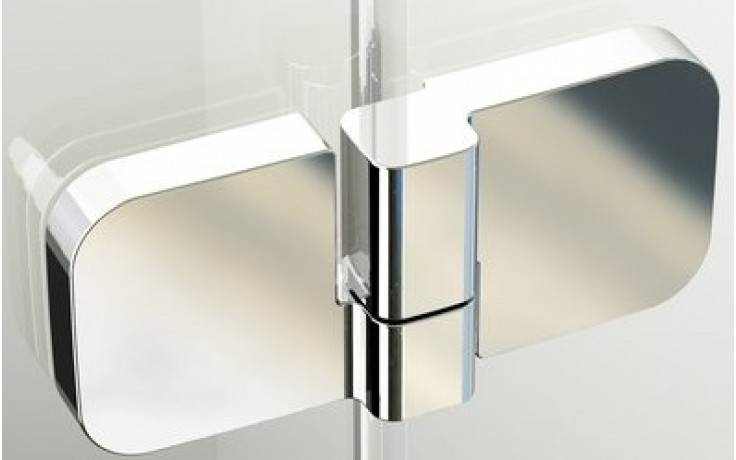 Příslušenství ke sprchovým koutům Ravak - Brilliant B-SET BSDPS-R 120  chrom