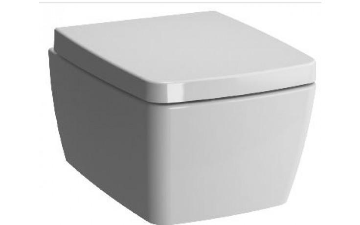 VITRA METROPOLE závěsné WC 480mm vodorovný odpad bílá 5671B003-0075