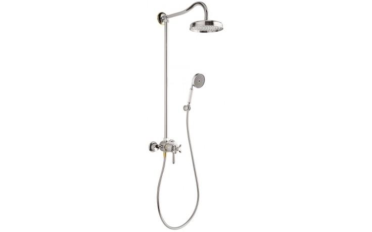 AXOR CARLTON SHOWERPIPE sada termostatická baterie/ruční sprcha 1jet 430mm chrom 17670000