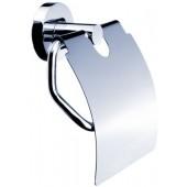 NIMCO UNIX držák na toaletní papír 137x80x150mm, s krytem, chrom