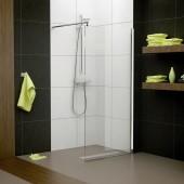 Zástěna sprchová boční Ronal sklo Pur Light PLDT 0800 50 07 800x2000mm aluchrom/čiré AQ