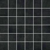 IMOLA CREATIVE CONCRETE mozaika 30x30cm black, MK.CREACON 30N
