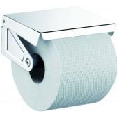 CONCEPT 100 držák toaletního papíru 127,5x103,5x68,5mm s krytem, chrom