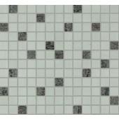 MARAZZI MATERIKA mozaika 40x40cm, lepená na síťce, grigio