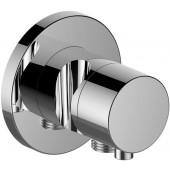KEUCO IXMO ventil DN15, dvojcestný, podomítkový, uzavírací a přepínací, chrom