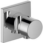 KEUCO IXMO dvojcestný přepínací ventil DN15, s napojením hadice a držákem sprchy, chrom