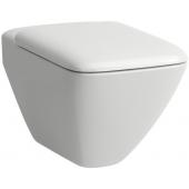 WC závěsné Laufen odpad vodorovný Palace  bílá-LCC