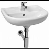 JIKA LYRA PLUS umývátko 450x370mm bez otvoru, bílá