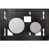 TECE LOOP tlačítková deska 208x136mm, pro kryty, matný chrom