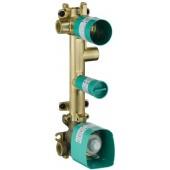 AXOR CITTERIO E základní těleso 88/41/59mm podomítkové, pro 3 spotřebiče