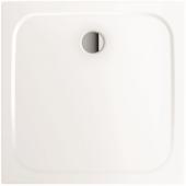 KALDEWEI CAYONOPLAN sprchová vanička 900x900x18mm, ocelová, čtvercová, bílá