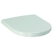 LAUFEN PRO sedátko s poklopem 370x450mm duroplast, rychloupínací chromované úchyty, bílá
