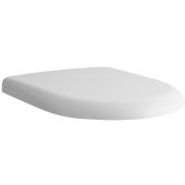LAUFEN PRO sedátko s poklopem 374x443x54mm, univerzální, se zpomalovacím sklápěním Slowclose, bílá