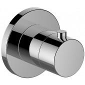 KEUCO IXMO sprchová baterie DN15, termostatická, podomítková, vrchní díl, kulatá růžice, chrom