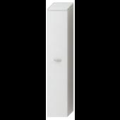 DEEP BY JIKA skříňka 300x270x1620mm, vysoká, levá, bílá/bílá