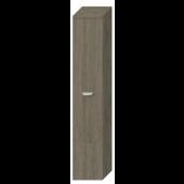 DEEP BY JIKA skříňka 300x270x1620mm, vysoká, levá, zlatý dub/zlatý dub