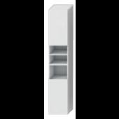 JIKA LYRA skříňka 320x251x1700mm, vysoká, bílá/bílá