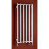 Radiátor koupelnový PMH Rosendal R70/3 - 292/1500 483W nerez