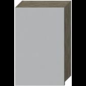 DEEP BY JIKA zrcadlová skříňka 580x170mm, zlatý dub