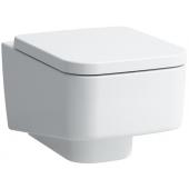 WC závěsné Laufen odpad vodorovný Pro S  bílá
