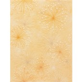 RAKO DELTA dekor 25x33cm oranžová WITKB147