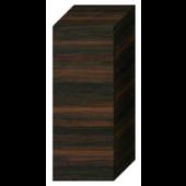 JIKA CUBITO-N skříňka 321x322x828mm střední, tmavá borovice 4.3J42.1.110.461.1