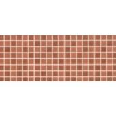 MARAZZI PAINT mozaika 20x50cm, předřezaná, rosso
