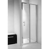 JIKA CUBITO PURE sprchové dveře 800x1950mm skládací, transparentní
