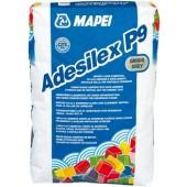 MAPEI ADESILEX P9 cementové lepidlo 25kg, se sníženým skluzem, šedá