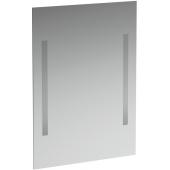LAUFEN CASE zrcadlo 600x48x850mm 2 zabudované osvětlení 4.4722.2.996.144.1
