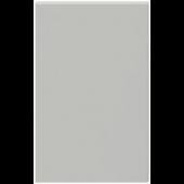 DEEP BY JIKA zrcadlo 580x20x760mm, na desce, bílá