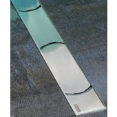 RAVAK CHROME 1050 odtokový žlab 1044x53x15mm nerez X01429